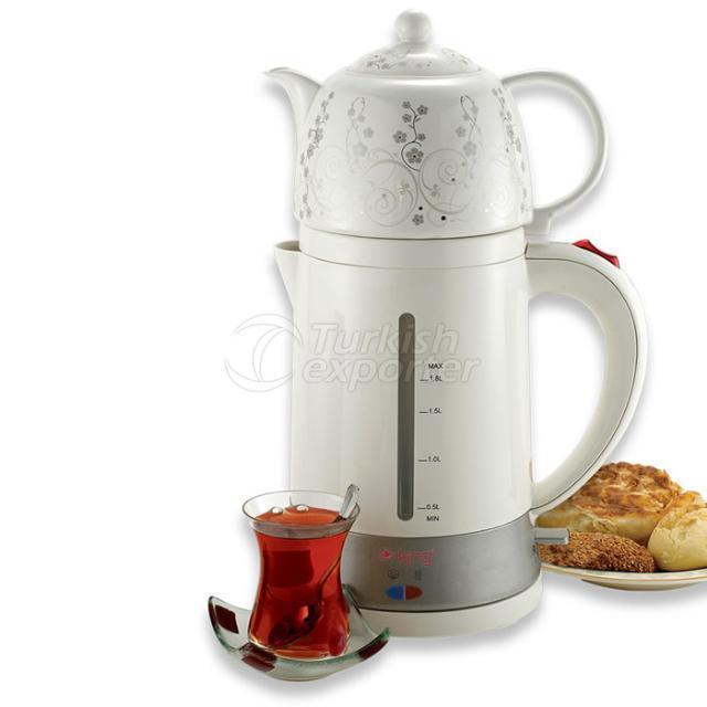 Tea Maker With Porcelen Pots Jasmine