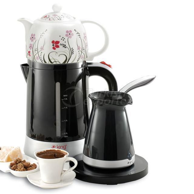 Tea&Coffee Maker Set Duo Set
