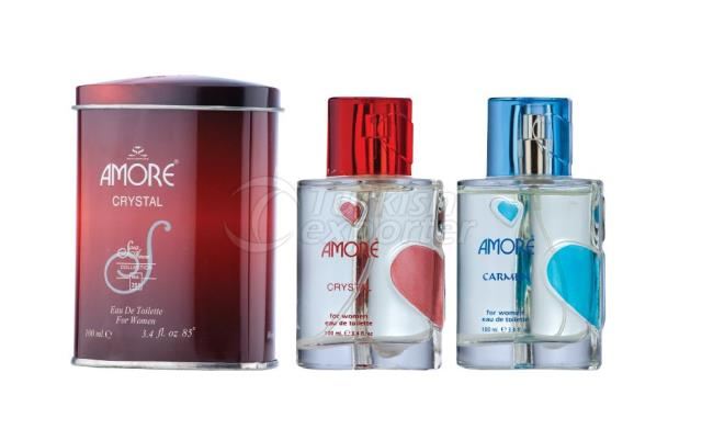 Women Perfume Amore EDT 100ml