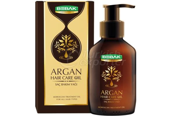 Hair Care Argan Oil Bebak 100ml