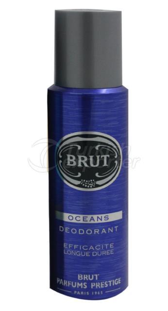 Deodorant Oceans Brut 200ml