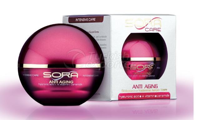 Anti-Aging Cream Sora 50ml