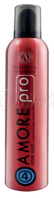 Hair Mousse Sprey Amore Pro 300ml