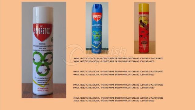 Insecticide Aerosol
