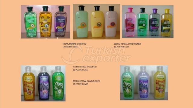 Shampoo - Conditioner