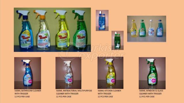 Cleaner Spray