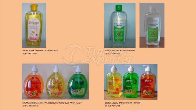 Baby Shampoo - Soap