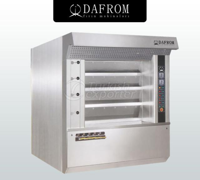 Stone Based Deck Oven