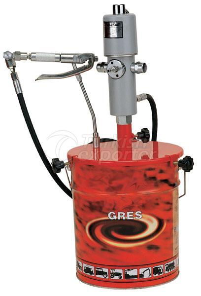 Air Operated Grease Pump Drum Type