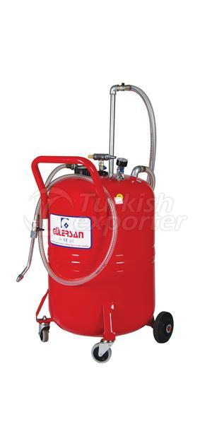 Air Operated Oil Dispenser