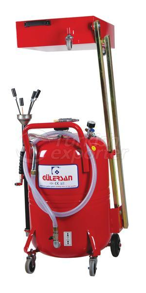 Telescopic Waste Oil Suction Pump
