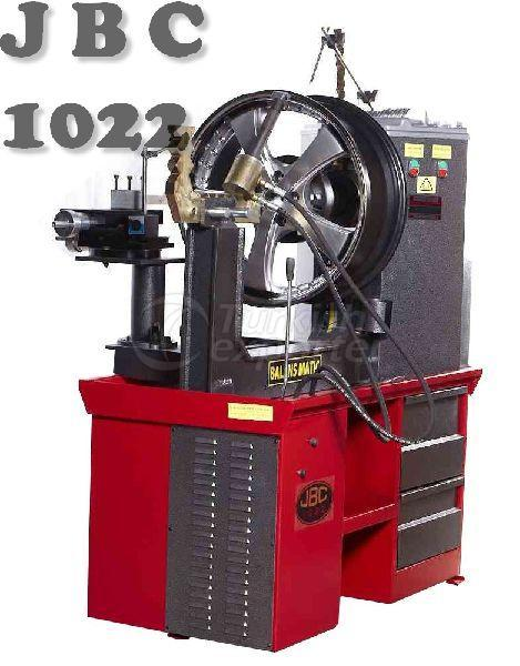Hydraullic Rim Straightening Machine With Lathe