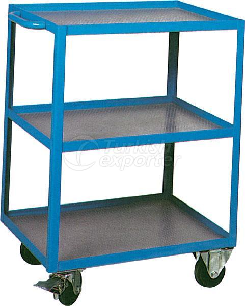 Mobile Tools Cabinet