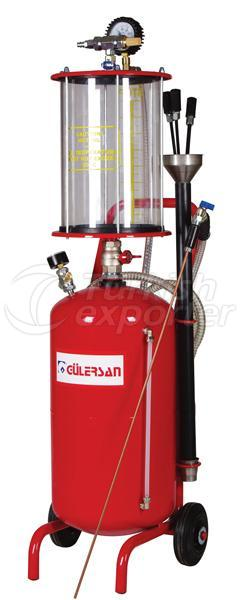 Vacuum Oil Changer