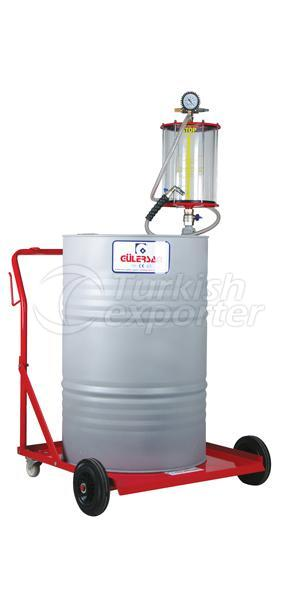 Waste Oil Suction Pump Barrel Type