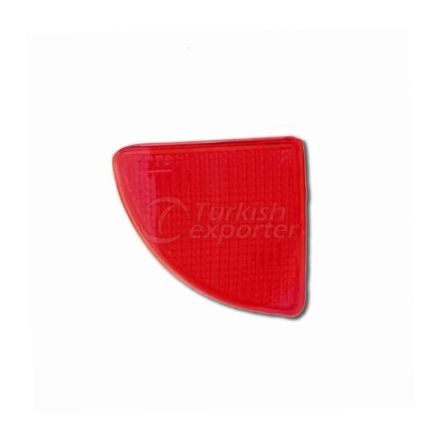 Rear Bumber Reflector Left - Renault / Kangoo