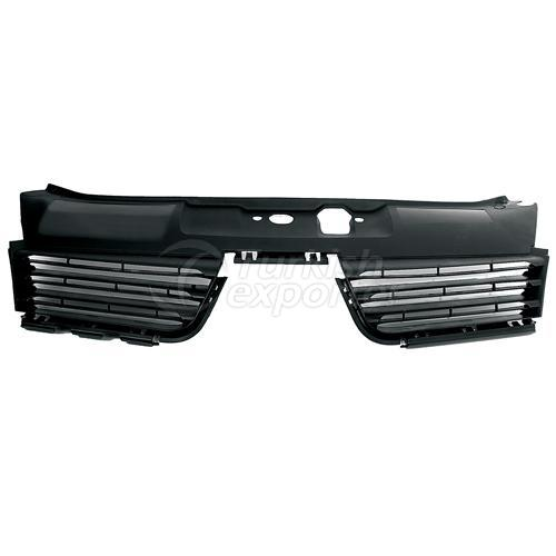 Front Grill Without Emblem - Renault / Clio