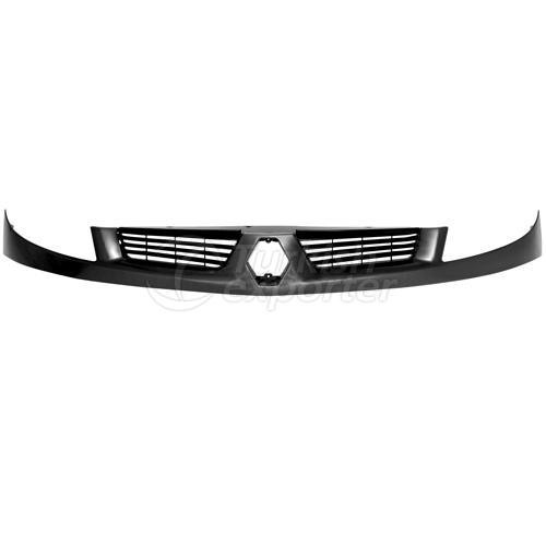 Front Grill Set Without Emblem  - Renault / Kangoo
