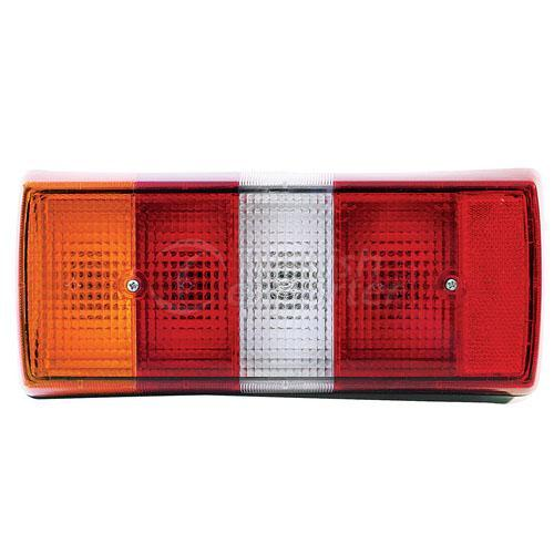 Tail Lamp With Bulb Holder Left - Peugeot / Bipper