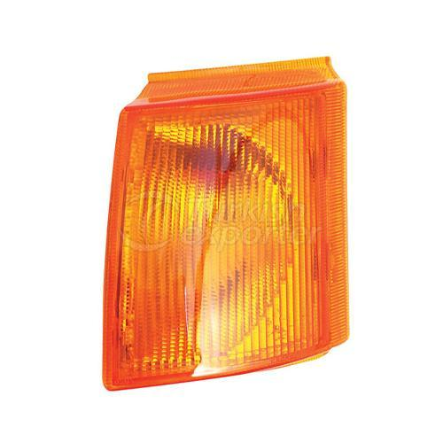 Signal Lamp Without Bulb Holder Right - Ford / Transit