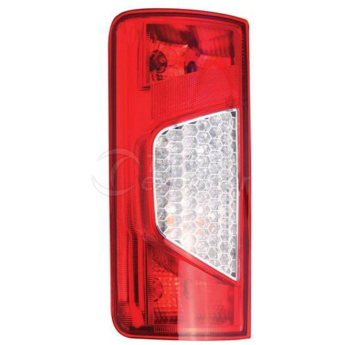 Tail Lamp Without Bulb Holder Right - Ford / Connect
