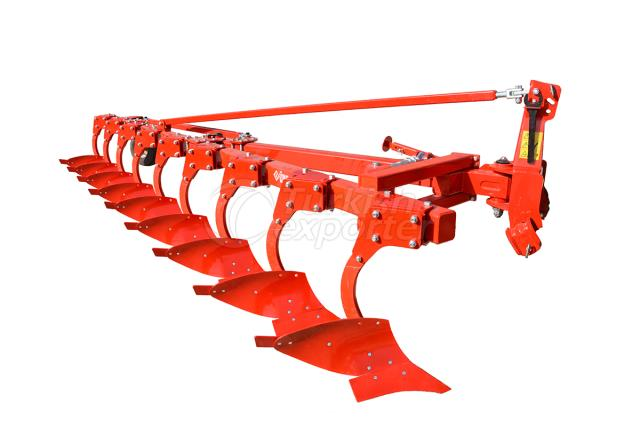 Mechanically Adjustable Profile Plough