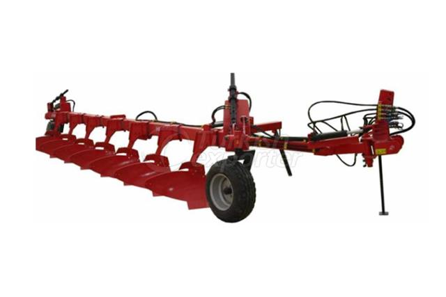 Towed Out Furrow Profile Plough