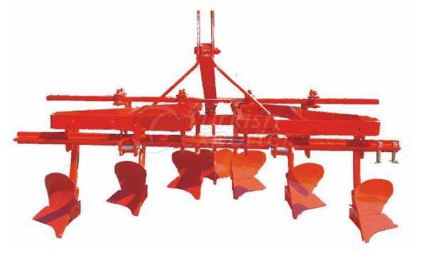 7 Furrows Vineyard Plough