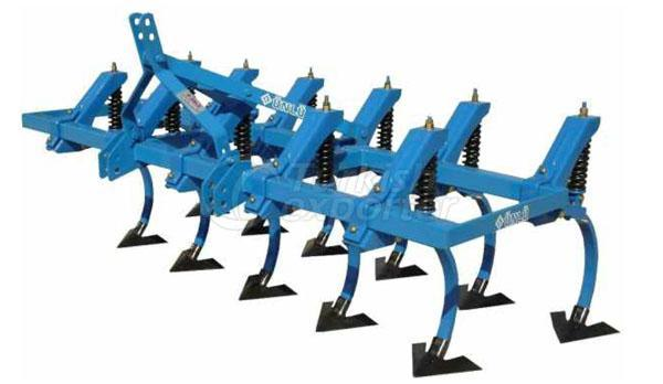 Coil Spring Cultivator