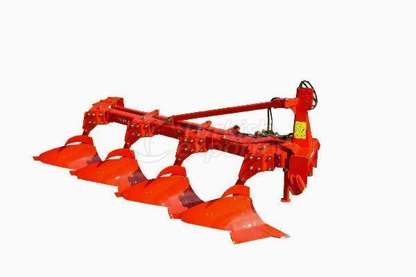 Mechanical Adjustable Profile Plough