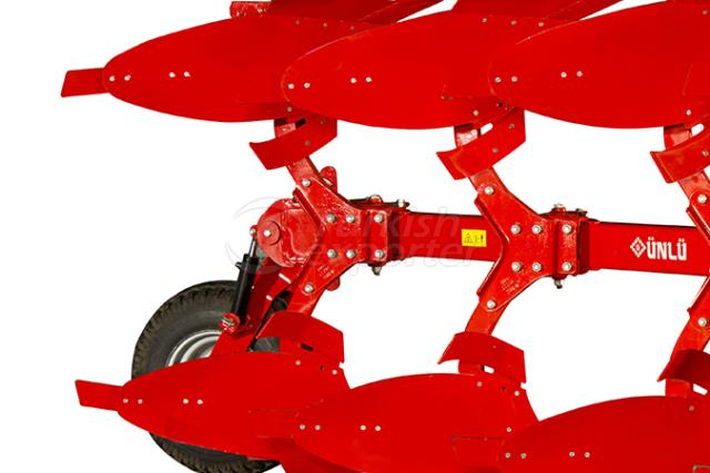 Full Auto Reversible Plough
