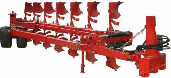 Out Furrow Reversible Plough