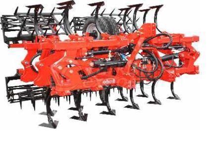 Hydraulic Folding Cultivator