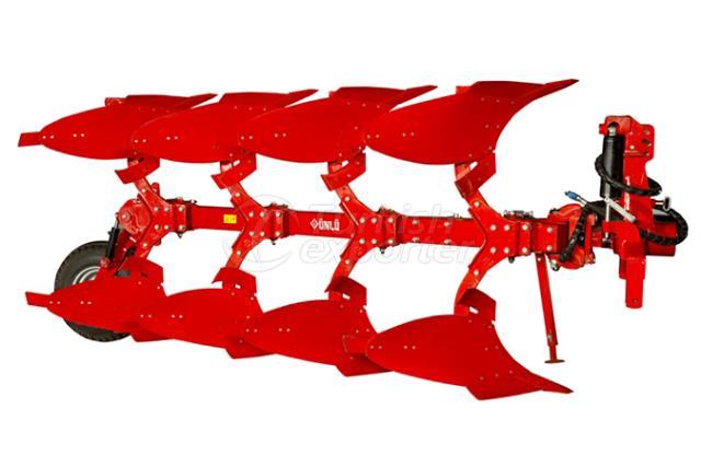 Adjustable Mechanical Rotary Plough