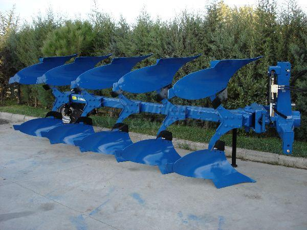 Mechanical Adjustable Reversible Plough