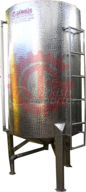 Sesame Oil Storage Tanks GT-4