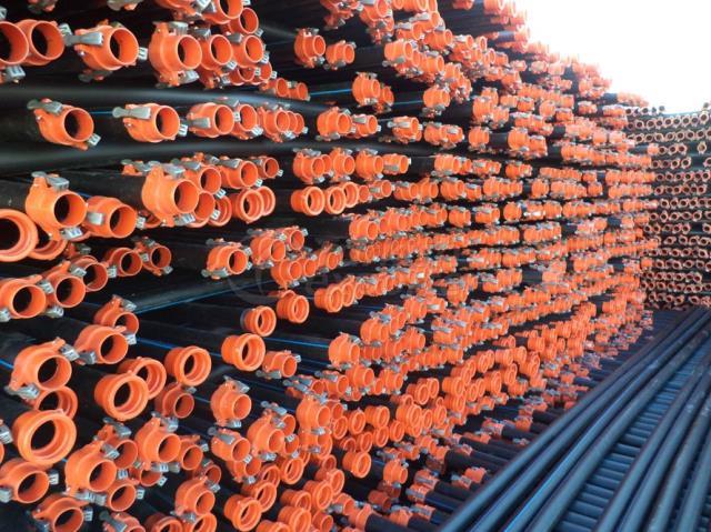 Sprinkler Irrigation Pipes