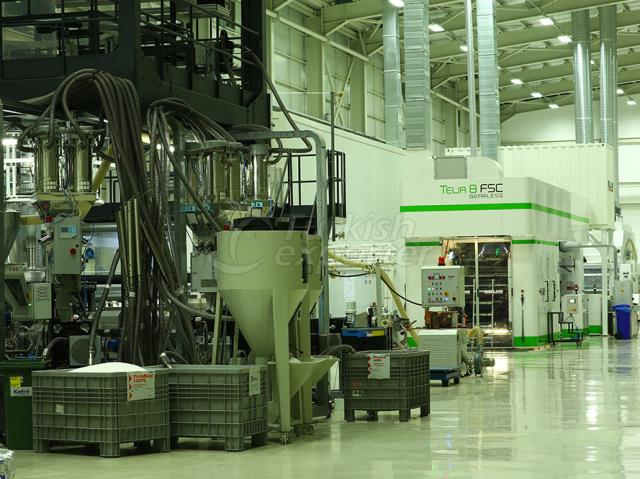 Films and Printing Plant
