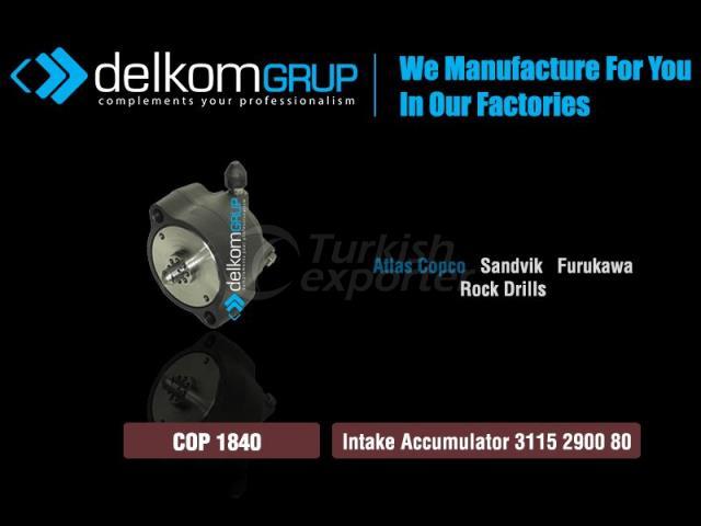 Intake Accumulator 3115 2900 80