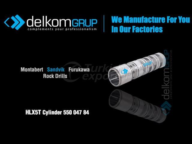 HLX5T Cylinder 550 047 84