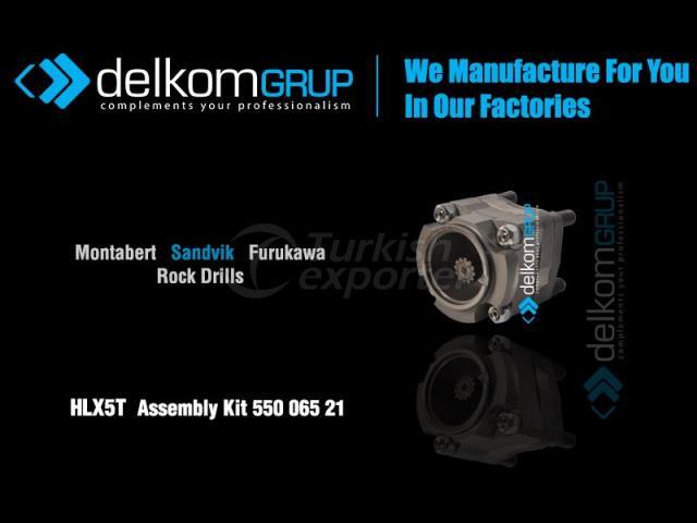 HLX5T  Assembly Kit 550 065 21