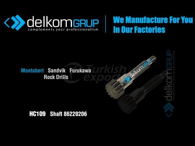 HC109 Shaft 86220206