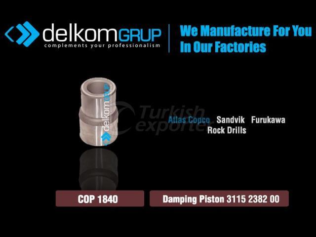 Damping Piston 3115 2382 00
