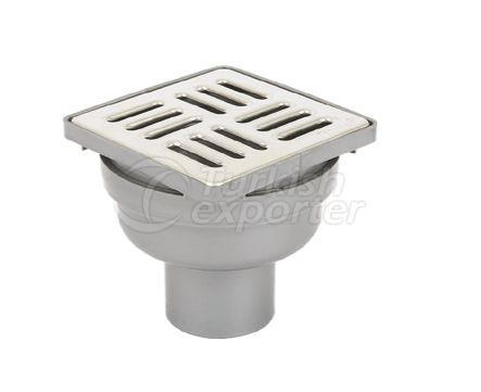 PLASTIC FRAME SUB OUTLET STRAINERS