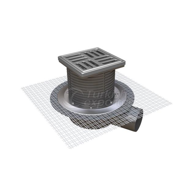 LINE 12 SLIDING ISOLATION DOUBLE OUTLAY STRAINER