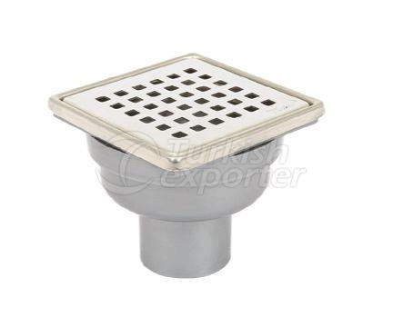 STAINLESS FRAME SUB OUTLET STRAINERS