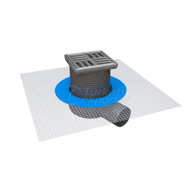 LINE 10 SLIDING ISOLATION DOUBLE OUTLAY STRAINER