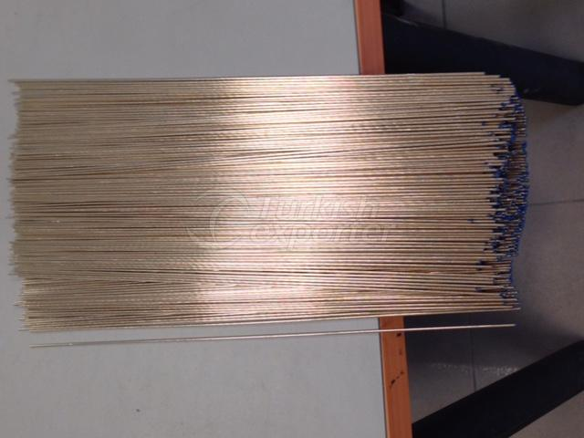 silver brazing L ag 40
