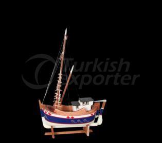 Model Ship C3