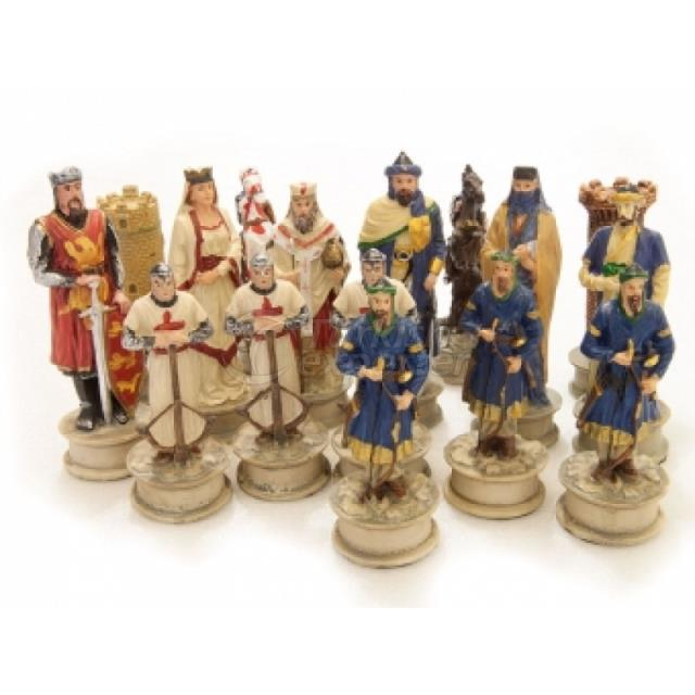 Chess Figures Polyester ST07775